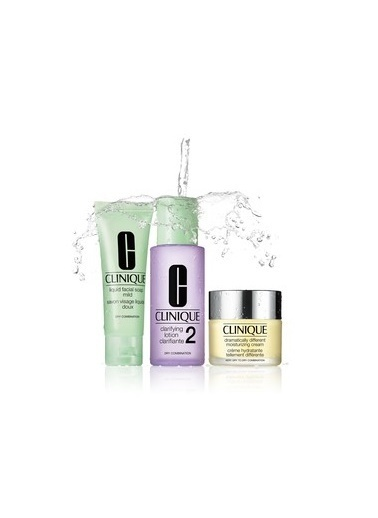 Clinique Dramatically Different Nemlendirici Krem intro Kit Type 2 Renksiz